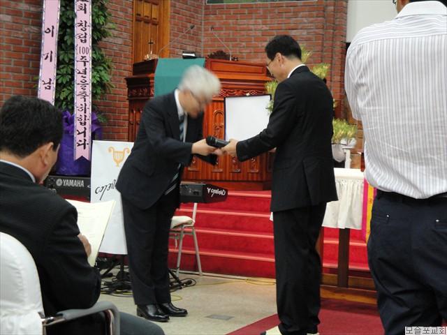 모슬포교회 창립100주년 감사예배-47