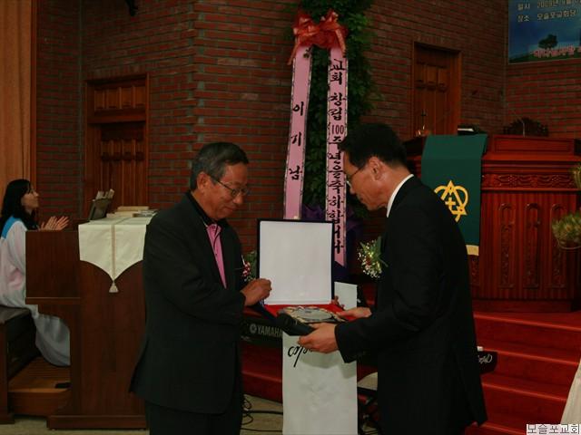 모슬포교회 창립100주년 감사예배-48