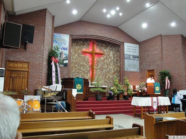 모슬포교회 창립100주년 감사예배-8
