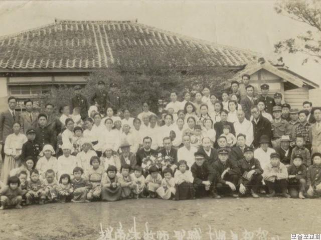 조남수 목사 성직 10주년 축하 예배(1954.5.9)