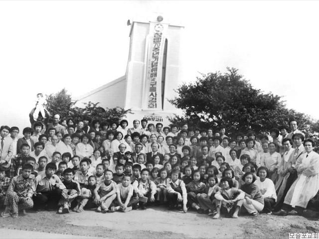 창립70주년 기념예배 및 박찬섭 목사 초청 부흥회 (1980.9.25-29)